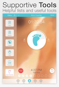 screenshot of Pregnancy + version 3.7.1.1