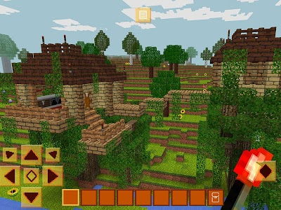 screenshot of PrimalCraft - Survive & Craft version 2.0.1