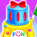 Download Princess Dress Up Cake - Comfy Cakes Baking Salon 1.1 APK