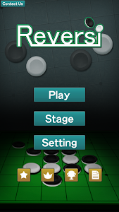 screenshot of Reversi Free - King of Games version 3.0.27