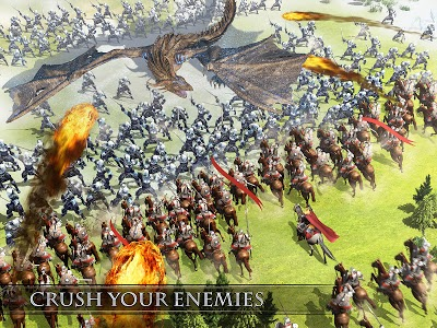 screenshot of Rise of Empires: Ice and Fire version 1.250.133