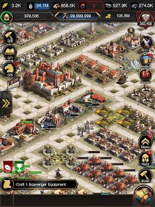 screenshot of Rise of Empire: Ice and Fire version 1.250.113