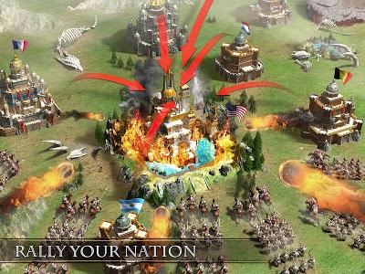 screenshot of Rise of Empires: Ice and Fire version 1.250.125