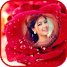 Rose Flower Photo Frames : Flower Photo Editor HD