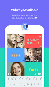 screenshot of SMOOTHY - Real-time VideoTalk version 1.3.5