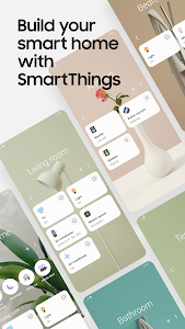 screenshot of SmartThings version 1.7.47-22