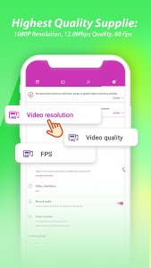 screenshot of Screen Recorder With Audio HD Quality No Watermark version 1.0.4