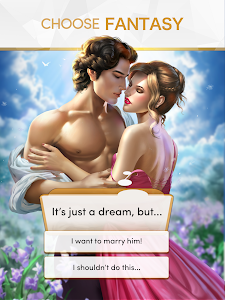 screenshot of Secrets: Game of Choices version 2.0.1