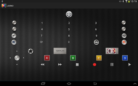 screenshot of Service Menu Explorer for LG TV Lite version 01.00.10