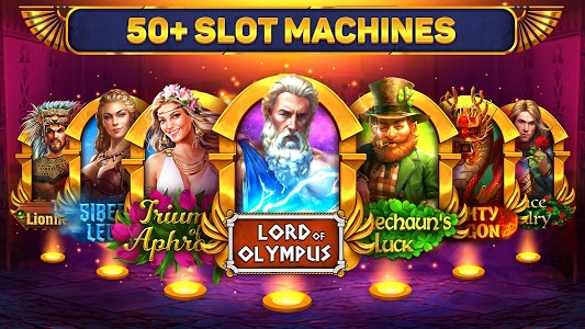 screenshot of Slots Era: Best Online Casino Slots Machines version 1.35.0
