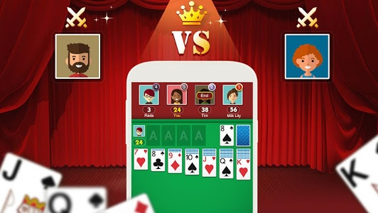 screenshot of Solitaire: Super Challenges version 2.7.1