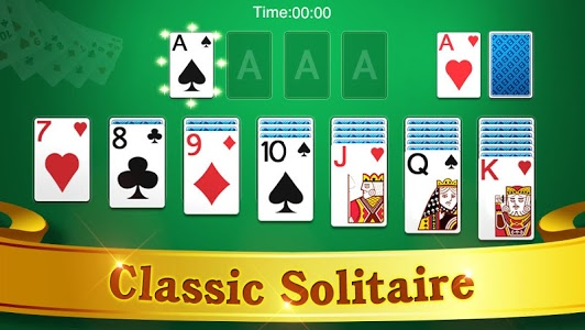 screenshot of Solitaire: Super Challenges version 2.9.476