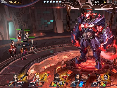screenshot of Soul Ark: Brave and Fate version 1.29