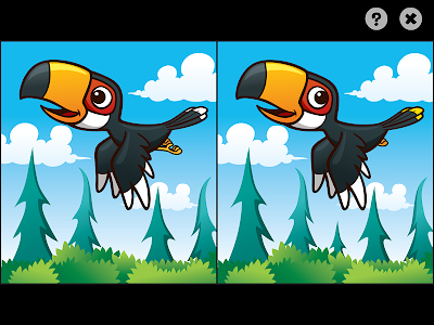 screenshot of Spot it: Find the Difference version 10.1