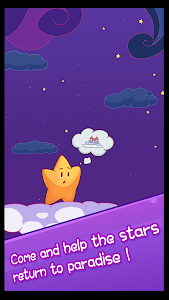 screenshot of Star Roam! version 1.0