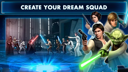 screenshot of Star Wars™: Galaxy of Heroes version 0.14.394957