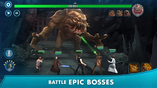 screenshot of Star Wars™: Galaxy of Heroes version 0.19.526635