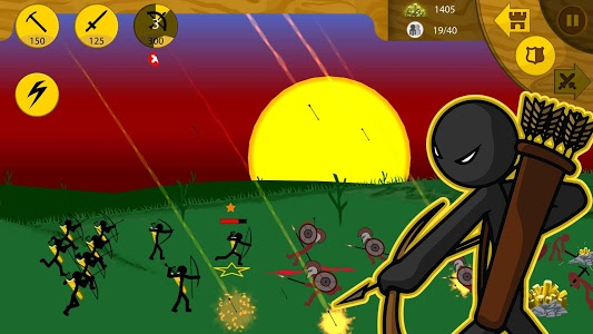 screenshot of Stick War: Legacy version 1.11.31