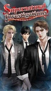 screenshot of Supernatural Investigations : Romance Otome Game version 1.0.0
