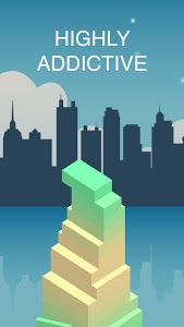 screenshot of TOWER RAISE: RISE UP BUILDING GAMES version 1.0
