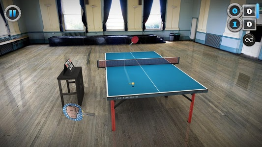 screenshot of Table Tennis Touch version 3.1.1508.2