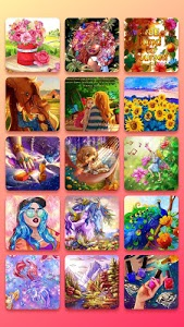 screenshot of Tap Color: Color By Number Game & Coloring Book version 2.6.1