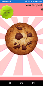 screenshot of Tap Cookie Mania version 1.0