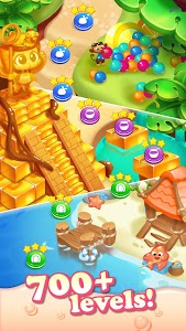 screenshot of Tasty Treats Blast - A Match-3 Puzzle Game version 20.1