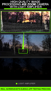 screenshot of Telescope 45x Zoom Camera (Photo and Video) version 1.4