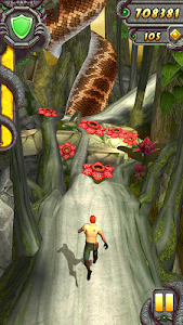 screenshot of Temple Run 2 version 1.57.1