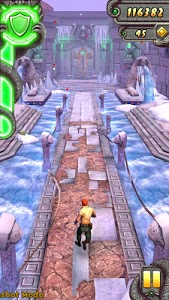 screenshot of Temple Run 2 version 1.54.3