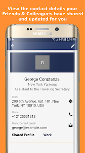screenshot of Knō - The Smarter Contact Manager by KnoRe:Me version 1.05.1.3