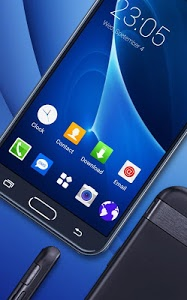 Download Theme For Samsung J7 Prime Wallpaper Galaxy Skin 2 1 5 Apk Downloadapk Net