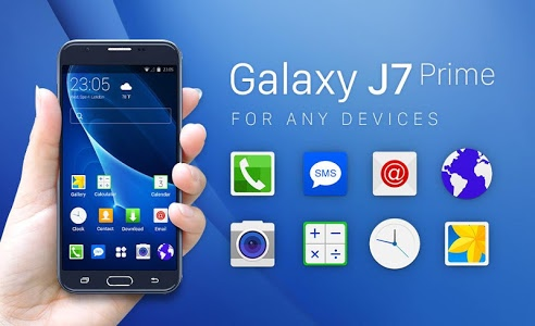 Download Theme For Samsung J7 Prime Wallpaper Galaxy Skin 2 1 5 Apk