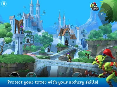 screenshot of Tiny Archers version Varies with device