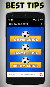 screenshot of Tips For DLS 2019 version 1.0