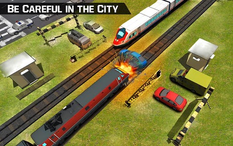 screenshot of Egypt Train Simulator Games : Train Games version 8.2
