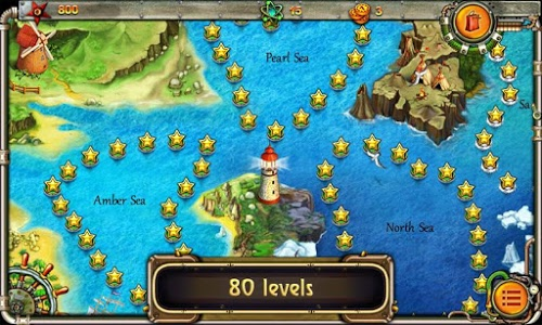 screenshot of Treasures of the Deep version 1.0.16