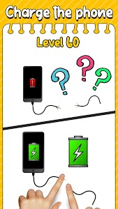 screenshot of Trick Me: Logical Brain Teasers Puzzle version 2.4