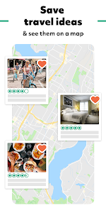 screenshot of Tripadvisor Hotel, Flight & Restaurant Bookings version Varies with device