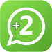 Download Two account for WhatsApp 6.0.0 APK