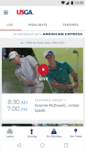 screenshot of 117th U.S. Open Golf Championship version 9.0.3