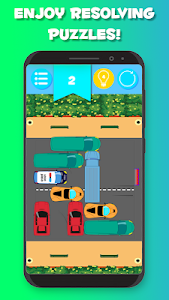 screenshot of Unblocking the cars version 1.4