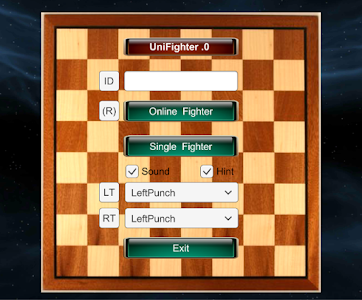 screenshot of UniFighter - Taekwondo fighting game version 1