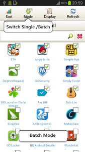 screenshot of Uninstall Perfect Uninstaller version 2.0