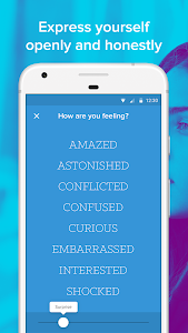 screenshot of Vent - Express yourself freely version 4.3.5