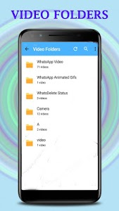 screenshot of Video Player 2019 version 1.2