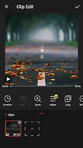 screenshot of VideoShow Video Editor, Video Maker, Photo Editor version 8.6.6rc