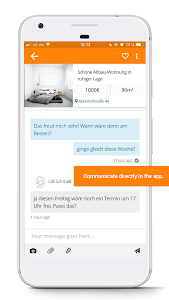 screenshot of WG-Gesucht.de - Find your home version 1.18.2
