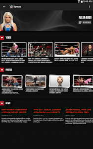 screenshot of WWE version 3.17.2
